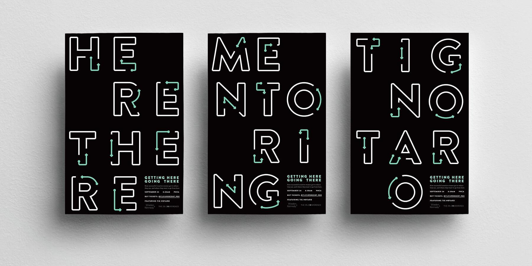 MJK_ThreePercent_Posters
